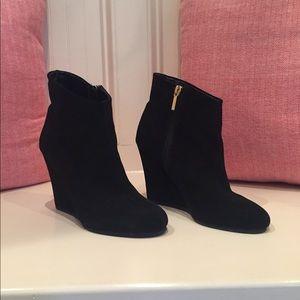 184e317cc9fd Women s Victoria s Secret Wedge Boots on Poshmark